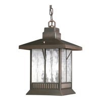 Progress Lighting Aberdeen 2 Light Outdoor Hanging in Antique Bronze P5522-20