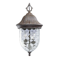 Coventry 2 Light 10 inch Fieldstone Outdoor Hanging Lantern