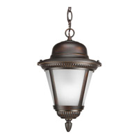 Progress Lighting Westport 1 Light Outdoor Hanging Lantern in Antique Bronze P5530-20WB