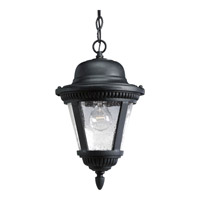 Progress Lighting Westport 1 Light Outdoor Hanging in Textured Black P5530-31