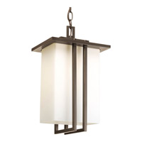Progress P5590-20 Dibs Outdoor 1 Light 10 inch Antique Bronze Outdoor Hanging Lantern