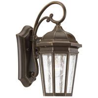 Progress P560014-020 Verdae 1 Light 13 inch Antique Bronze Outdoor Wall Lantern Small Design Series