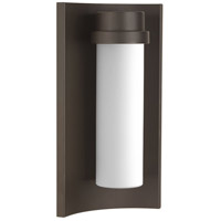 Z-1020 LED 14 inch Architectural Bronze Outdoor Wall Lantern