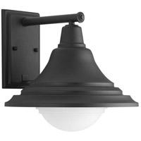 Progress P560055-031-30 Chandler LED 12 inch Black Outdoor Wall Lantern Medium