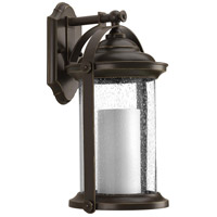 Progress P560069-020-30 Whitacre LED 18 inch Antique Bronze Outdoor Wall Lantern Design Series