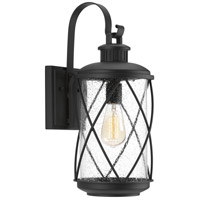 Progress P560081-031 Hollingsworth 1 Light 19 inch Black Outdoor Wall Lantern