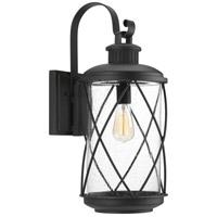 Progress P560082-031 Hollingsworth 1 Light 24 inch Black Outdoor Wall Lantern