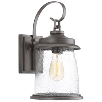 Progress P560084-103 Conover 1 Light 16 inch Antique Pewter Outdoor Wall Lantern
