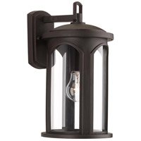Gables 1 Light 11 inch Antique Bronze Outdoor Wall Lantern