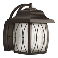 Progress Lighting Montreux 1 Light Outdoor Wall in Antique Bronze P5619-20