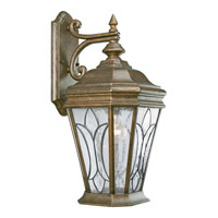 Progress Lighting Cranbrook 1 Light Outdoor Wall in Burnished Chestnut P5660-86