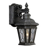 Progress Lighting Motion Sensor 1 Light Outdoor Wall in Gilded Iron P5661-71