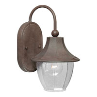 Progress Lighting Oakmont 1 Light Outdoor Wall in Cobblestone P5664-33