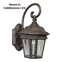 Progress Lighting Crawford 1 Light Outdoor Wall Lantern in Golden Baroque P5670-50