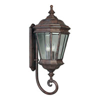 Progress Lighting Crawford 4 Light Outdoor Wall Lantern in Cobblestone P5673-33 photo thumbnail