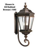 Progress Lighting Crawford 4 Light Outdoor Wall in Golden Baroque P5673-50