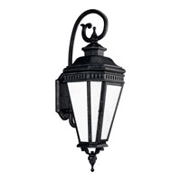 Progress Lighting Georgian 1 Light Outdoor Wall Lantern in Gilded Iron P5676-71STR photo thumbnail