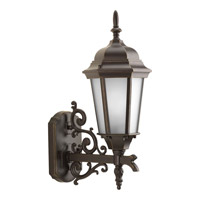 Welbourne 1 Light 17 inch Antique Bronze Outdoor Wall Lantern