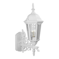 Progress Lighting Welbourne 1 Light Outdoor Wall Lantern in Textured White P5681-30