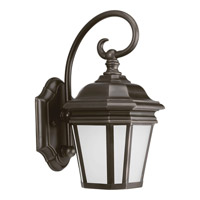 Progress Lighting Crawford 1 Light Outdoor Wall Lantern in Oil Rubbed Bronze P5685-108