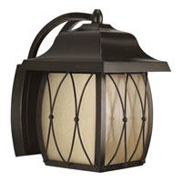 Progress Lighting Montreux 1 Light Outdoor Wall Lantern in Antique Bronze P5692-20 photo thumbnail