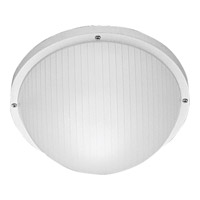 Progress Lighting Polycarbonate Outdoor 1 Light Outdoor Wall in White P5702-30