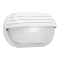 Progress Lighting Polycarbonate Outdoor 1 Light Outdoor Wall in White P5706-30
