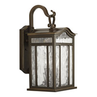 Meadowlark 3 Light 17 inch Oil Rubbed Bronze Outdoor Wall Lantern