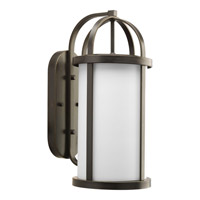 Progress Lighting Greetings 1 Light Outdoor Wall in Antique Bronze P5728-20