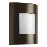 Progress Lighting Anson 1 Light Outdoor Wall Lantern in Architectural Bronze P5736-129 photo thumbnail