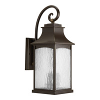 Maison 3 Light 24 inch Oil Rubbed Bronze Outdoor Wall Lantern