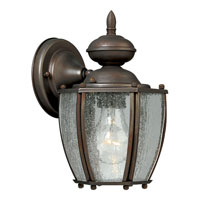 Progress P5762-19 Roman Bronze 1 Light 10 inch Roman Bronze Outdoor Wall Lantern photo thumbnail