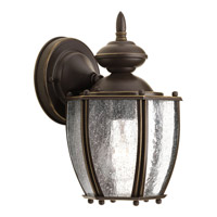 Progress Lighting Roman Coach 1 Light Outdoor Wall Lantern in Antique Bronze P5762-20