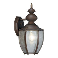 Progress Lighting Roman Bronze 1 Light Outdoor Wall in Roman Bronze P5765-19