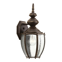 Progress Lighting Roman Coach 1 Light Outdoor Wall Lantern in Antique Bronze P5765-20
