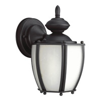 Roman Coach 1 Light 10 inch Black Outdoor Wall Lantern