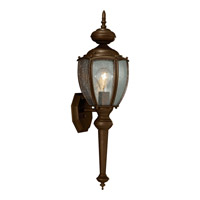 Progress Lighting Roman Coach 1 Light Outdoor Wall Lantern in Antique Bronze P5767-20