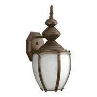 Progress P5770-20 Roman Coach 1 Light 15 inch Antique Bronze Outdoor Wall Lantern