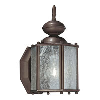 Progress Lighting Roman Bronze 1 Light Outdoor Wall in Roman Bronze P5771-19