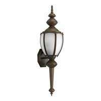 Progress Lighting Roman Coach 1 Light Outdoor Wall Lantern in Antique Bronze P5772-20