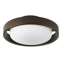 Progress Lighting Hoop 1 Light Outdoor Ceiling in Antique Bronze P5781-20EBWB
