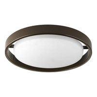 Progress Lighting Hoop 1 Light Outdoor Ceiling in Antique Bronze P5786-20EBWB