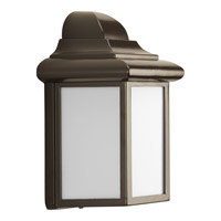 Progress Lighting Millford 1 Light Outdoor Wall Lantern in Antique Bronze P5821-20