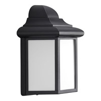 Progress Lighting Millford 1 Light Outdoor Wall Lantern in Black P5821-31