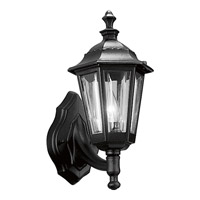 Progress Lighting Cast Lantern 1 Light Outdoor Wall Lantern in Black P5826-31