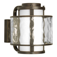 Progress Lighting Thomasville Bay Court Outdoor 1 Light Outdoor Wall Lantern in Antique Bronze P5849-20