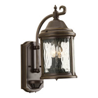 Progress P5854-20 Ashmore 2 Light 15 inch Antique Bronze Outdoor Wall Lantern alternative photo thumbnail
