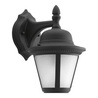 Progress Westport 1 Light Outdoor Wall Lantern in Black P5862-3130K9