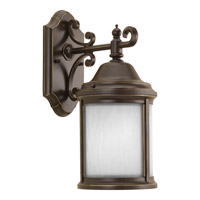 Progress Lighting Ashmore 1 Light Outdoor Wall Lantern in Antique Bronze P5874-20WB