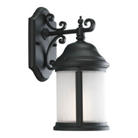 Ashmore 1 Light 15 inch Black Outdoor Wall Lantern